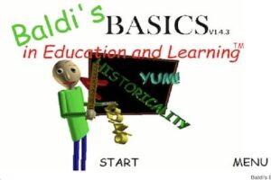baldis basics